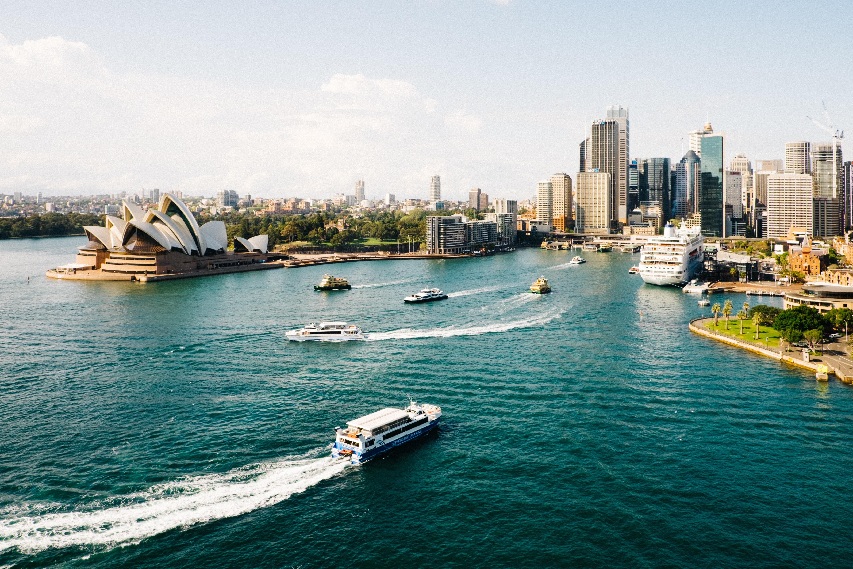 Australia's property market on the turn