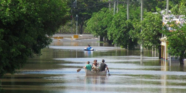 Flood Relief For Those in Need