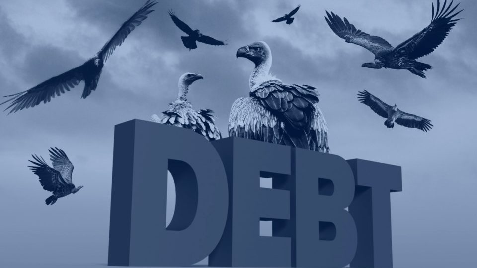 'Debt vulture' agreements on the rise